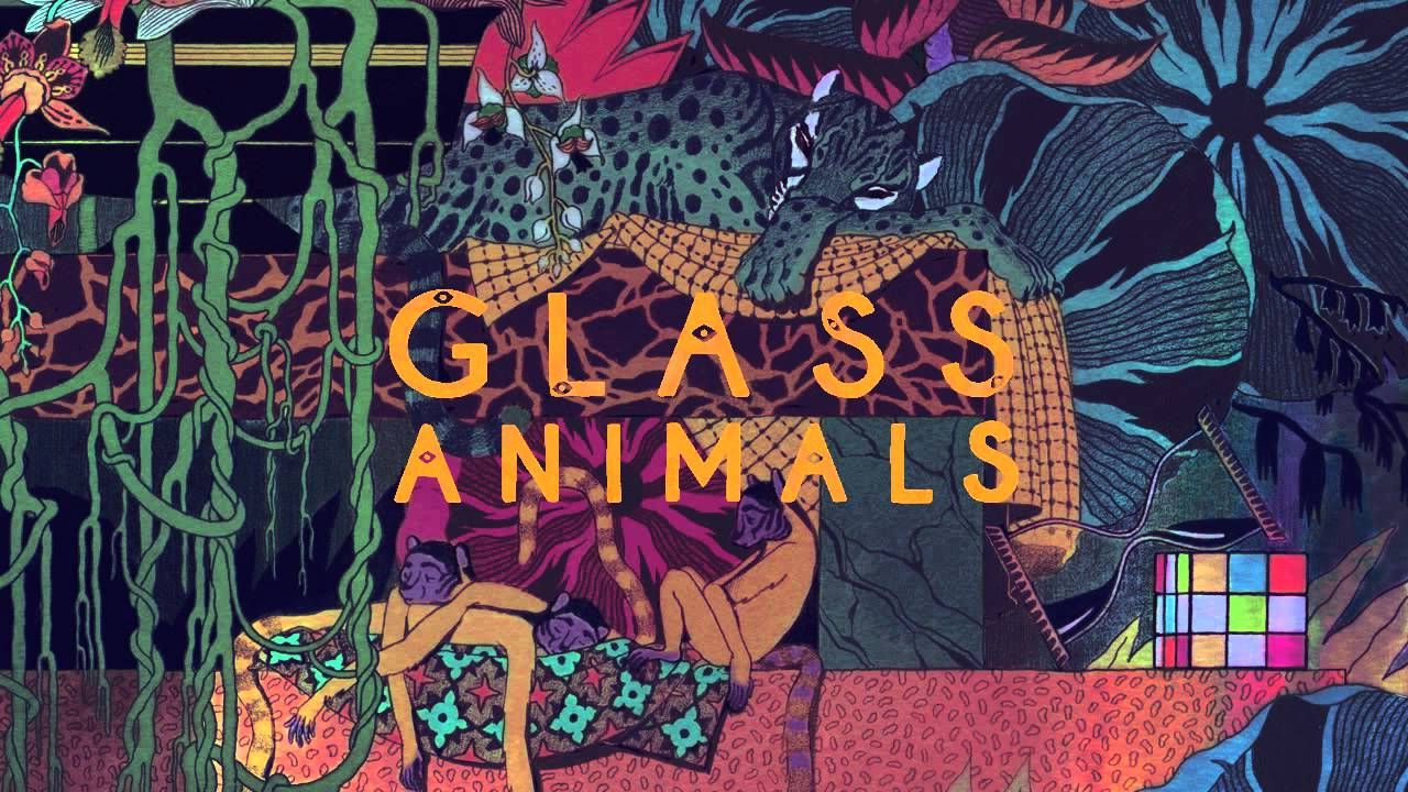 Glass Animals Toes To the left now, boy Underneath the