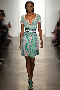 Look #5 Sophie Theallet spring 2015