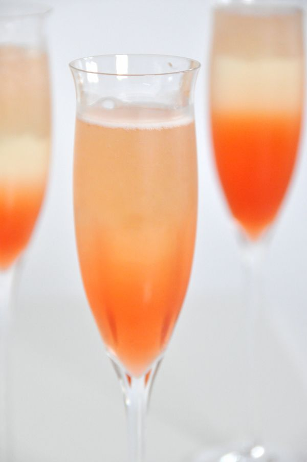 Miami Blush {Spiced Blood Orange Syrup & Sparkling Wine} | Drink s ...