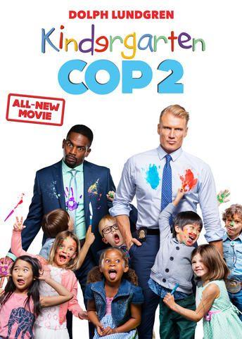 Kindergarten Cop 2 Giveaway Serialy