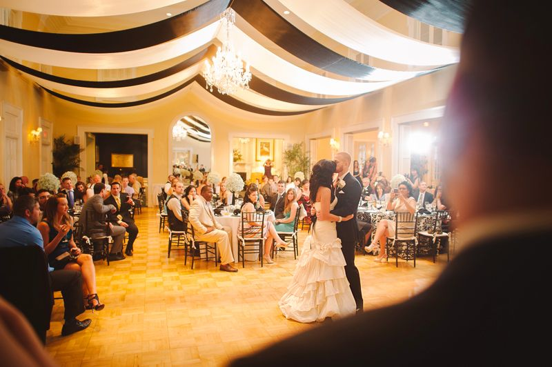 Tampa Yacht Club Wedding Photos