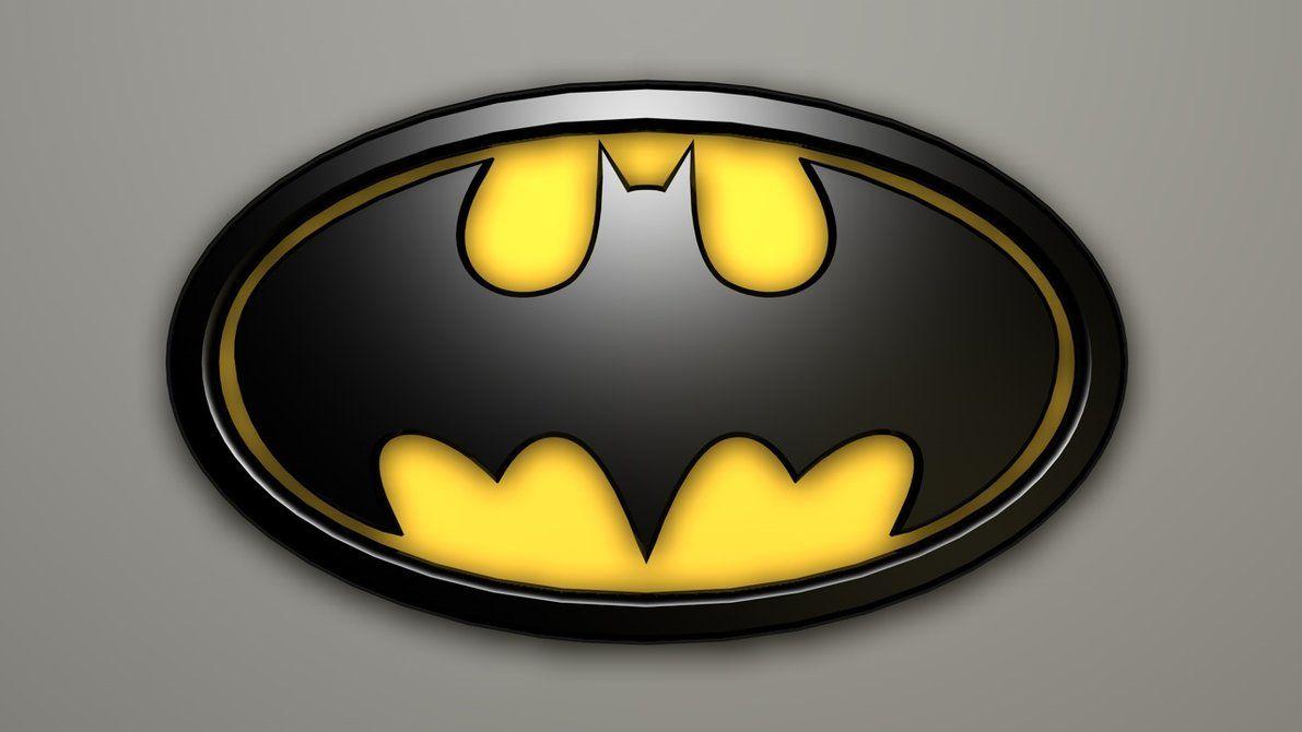 Batman Logo 3d By Zaiggen Batman Logo Batman Wallpaper Logos