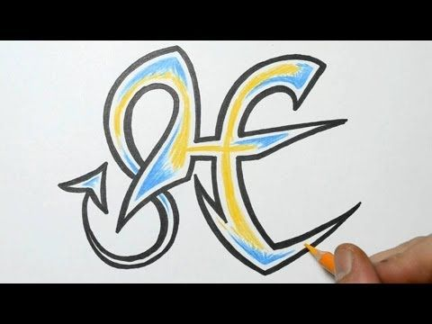 How To Draw Graffiti Letter H Youtube Graffiti Lettering Graffiti Writing Graffiti Drawing