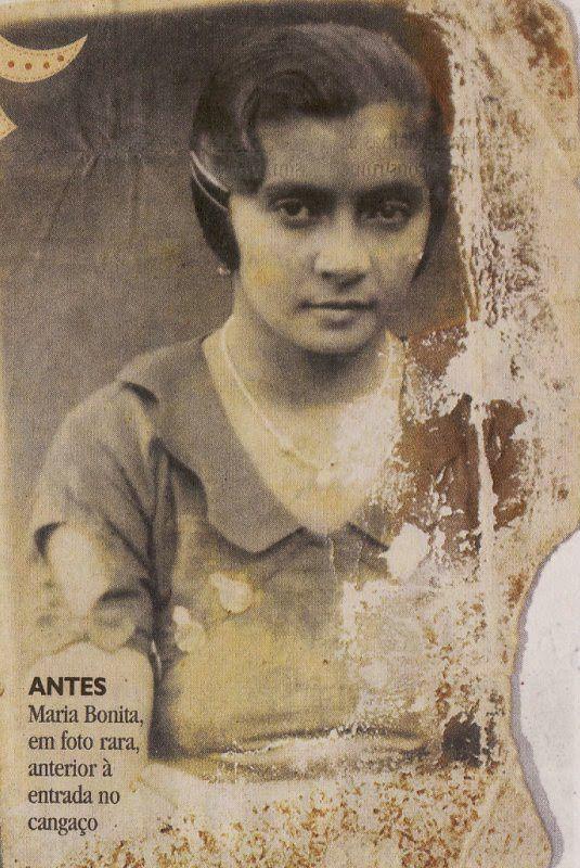 Maria Bonita Antes De Entrar Para O Cangaco Pesquisa Google Com