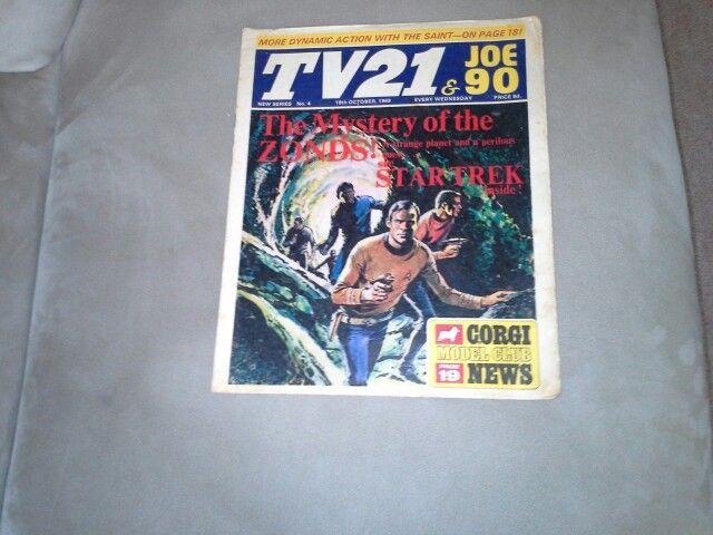 TV21 & Joe 90