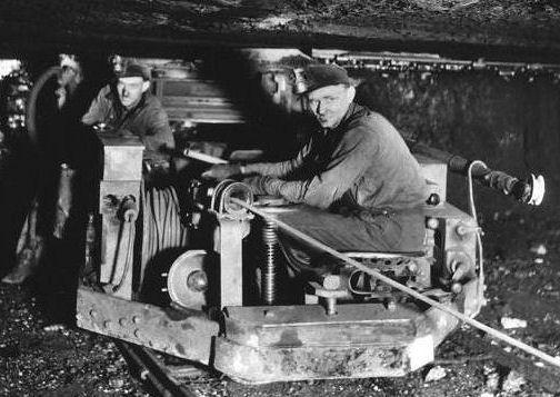 Indian ridge mine crumpler w.va.