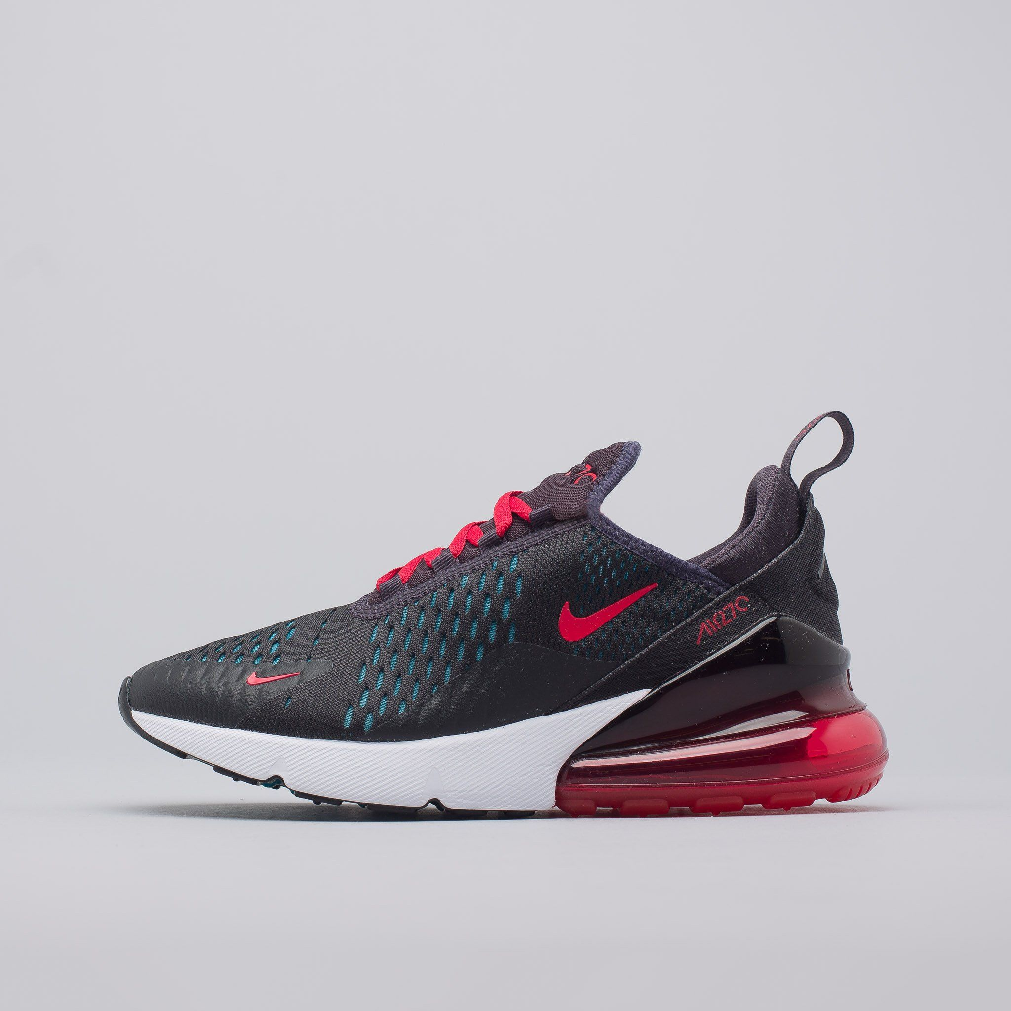 best service 20706 8821b Women s Air Max 270 in Oil Grey Speed Red