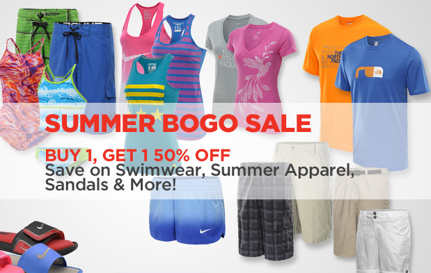 Sports Authority Coupon Buy 1 Get 1 50 Off! Summer