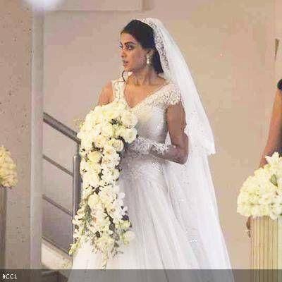 Genelia Wedding Gown | WEDDING DAY | Pinterest | Bollywood ...