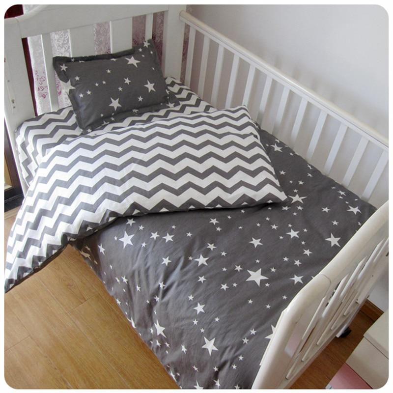 Luxury 2 pcs BABY BEDDING SET//PILLOW DUVET 120 x 90cm QUILT to fit cot or cot bed DUVET