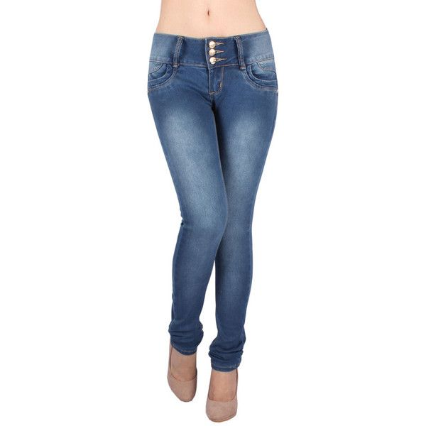 Jeans slim e skinny
