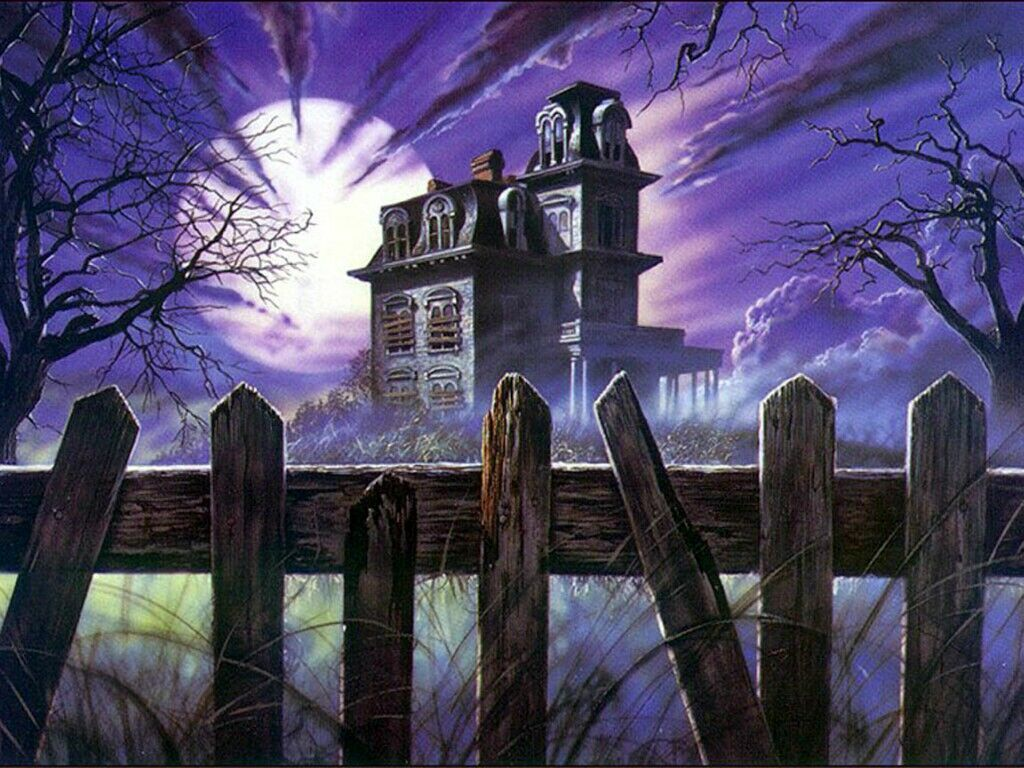 Haunted Dimensions-Free Graphics
