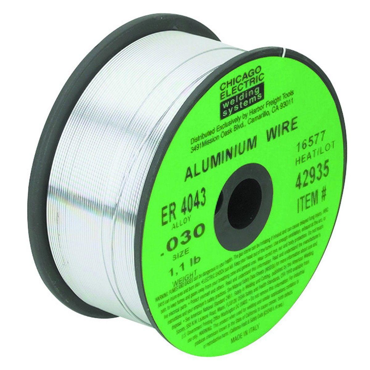"1.1 Lb. 0.030"" Aluminum WeldingWire (มีรูปภาพ)"