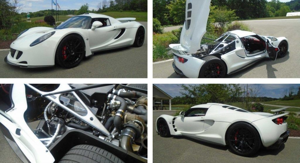 Buy This Hennessey Venom GT If You Cant Wait For The F5