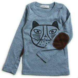 Patch Cat LS Tee