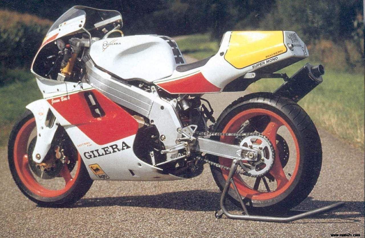 Gilera SuperMono o Frankenstein,un motor de Gilera Saturno 500 ...