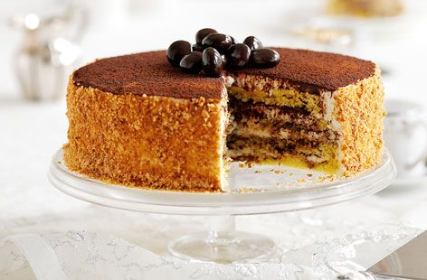 Tiramisu cake Recipe Tiramisu cake Tiramisu and Cake