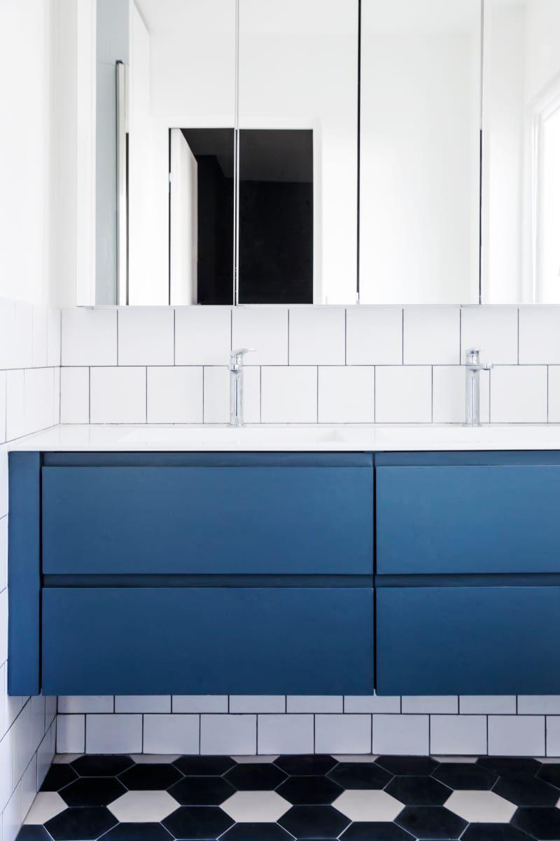 Anne Laure Dubois Architecte Apartment G Azulejos Azules