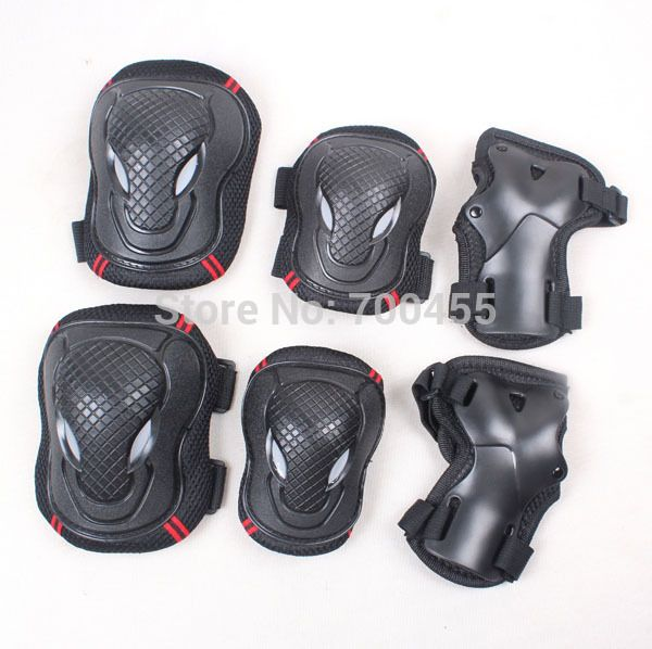 Freeship Roller Derby Protector Crash Guard Extreme Sport Protective Pads Inline Skate Elbow Knee Pads Adult Protector