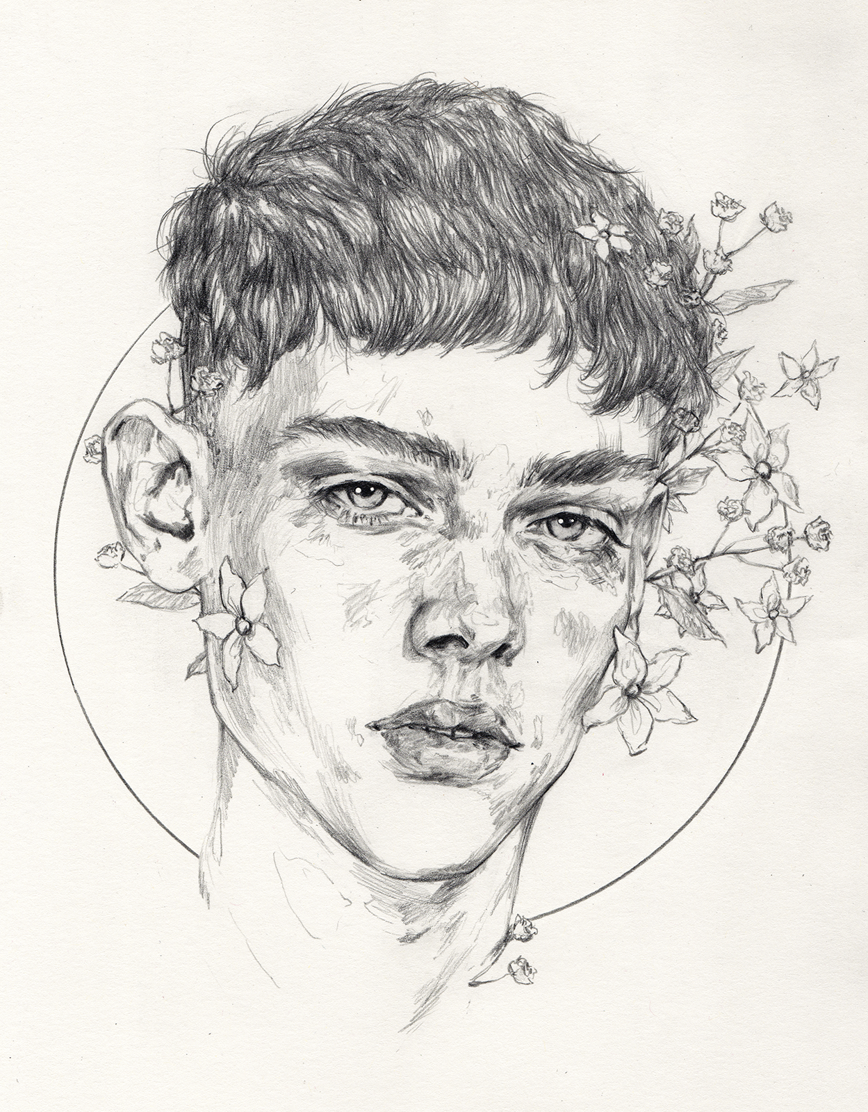 This drawing is now available as a print in my online shop