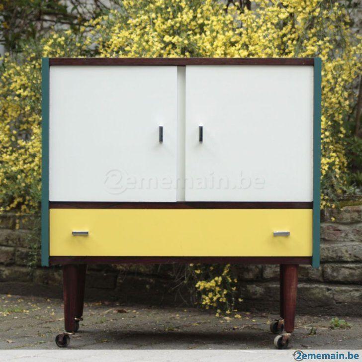 Meuble à roulettes vintage meuble vintage Pinterest Space age