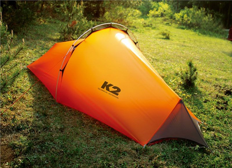 K2 KANGCHEN 1 Person TENT 950g ULTRALIGHT Backpacking C&ing Hiking Cycling & K2 KANGCHEN 1 Person TENT 950g ULTRALIGHT Backpacking Camping ...