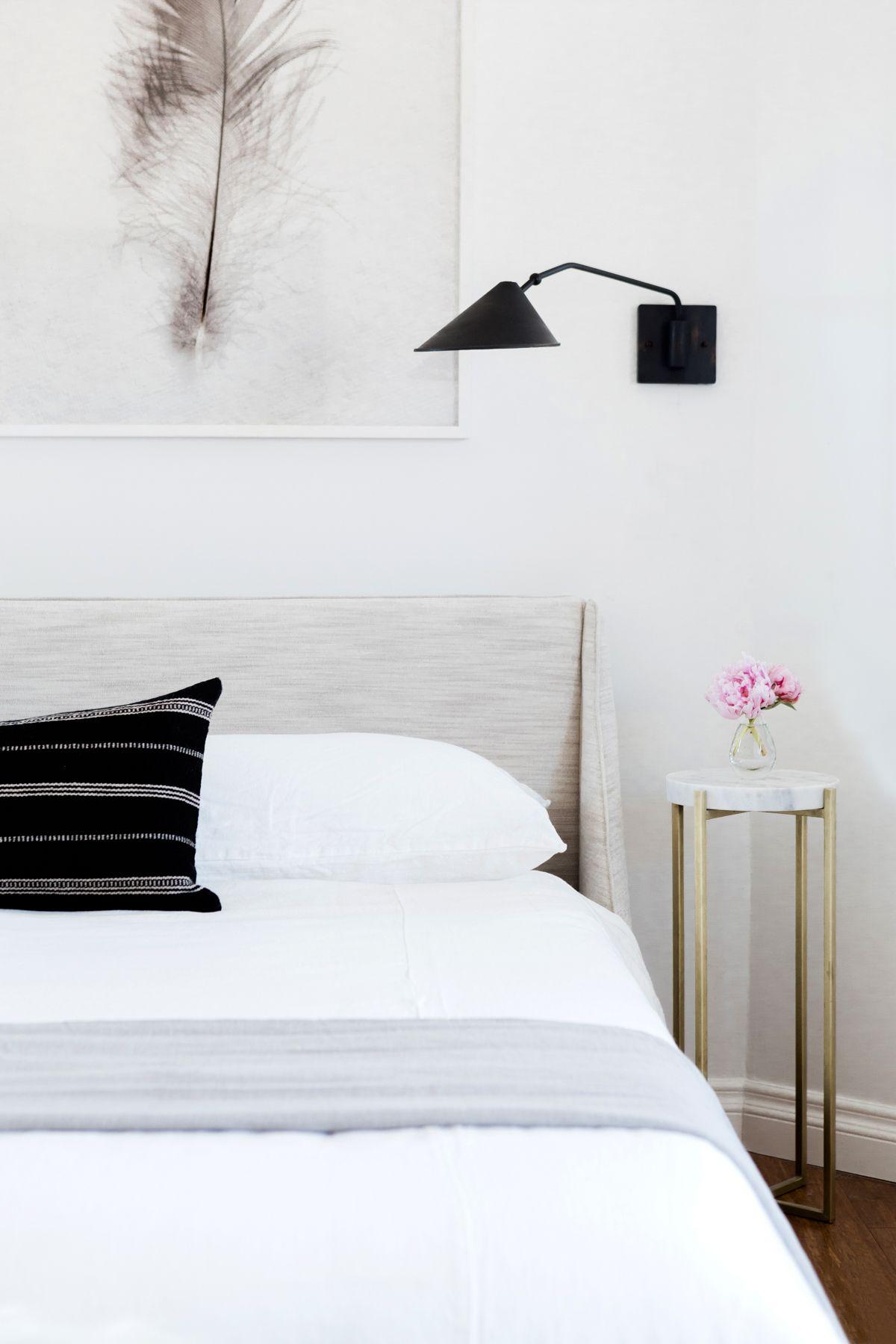 Romantisches schlafzimmer interieur master bedroom for sleepwear  modern  neutral