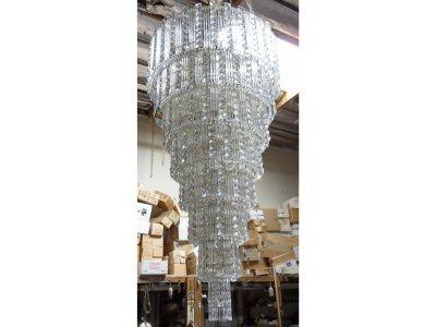Schonbek quattro swarovski crystal chandeliers beautiful schonbek quattro swarovski crystal chandeliers mozeypictures Choice Image