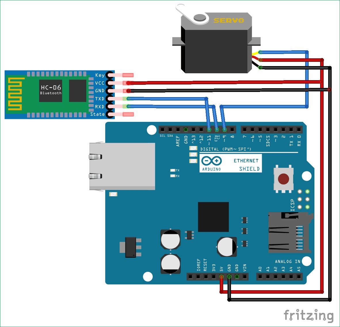 Servo Motor Potentiometer Foot Circuit - Wiring Diagram •