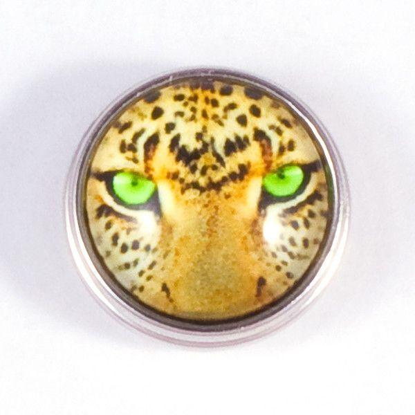 Green Eye Leopard Popper