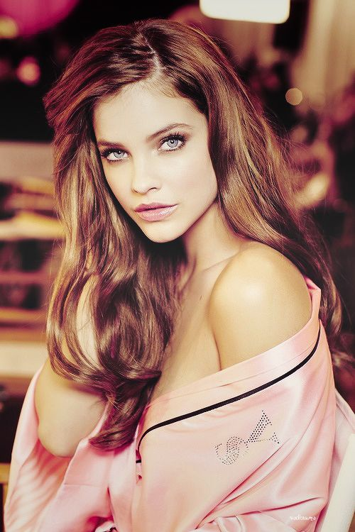 Barbara Palvin - She's great, she's perfect. She's everything! I think she should get to VS.