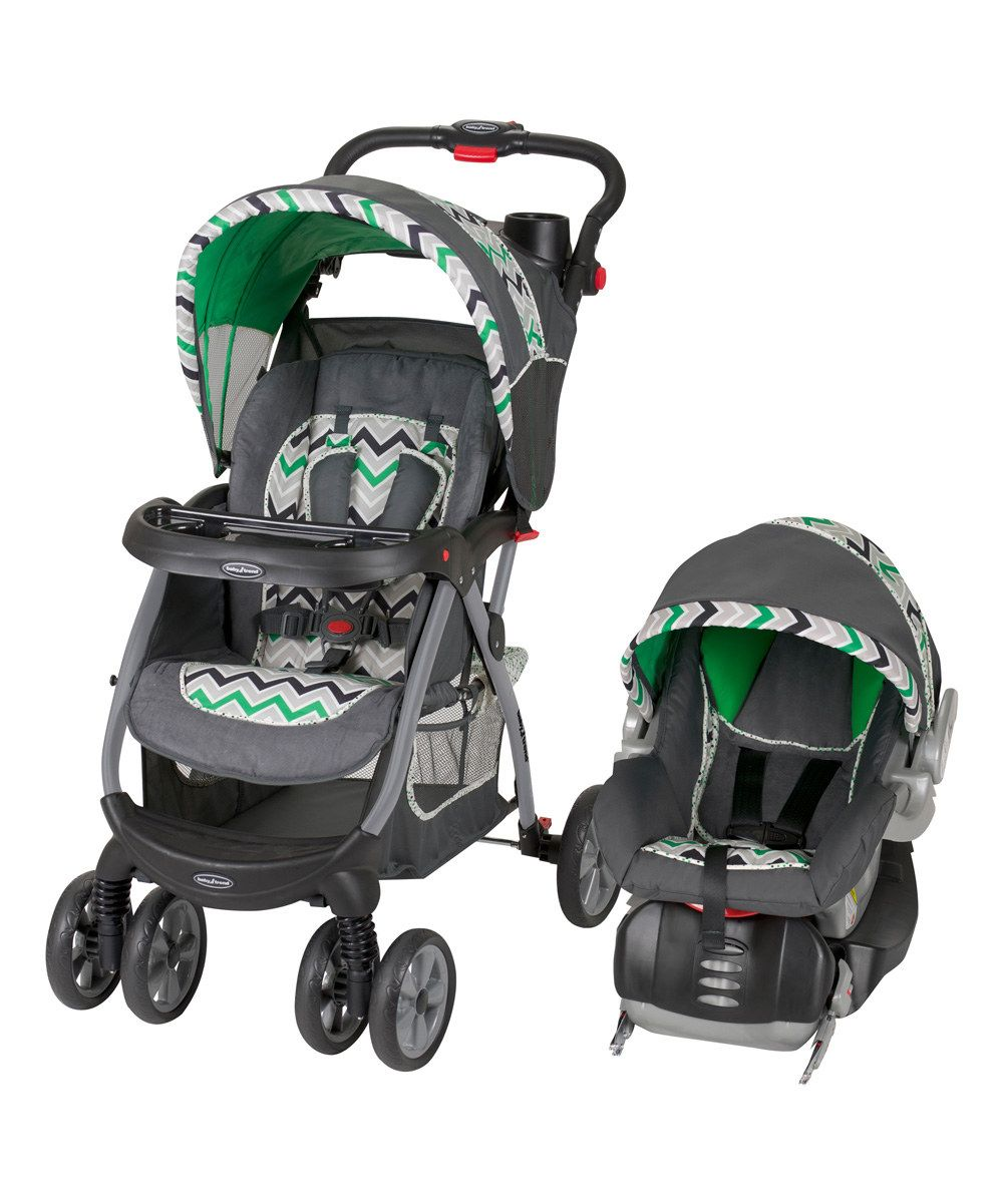 Look At This Stone Green Encore Lite Travel System On