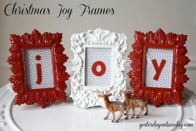 20 DIY Holiday Projects {Link Party Features} I Heart Nap Time | I Heart Nap Time - Easy recipes, DIY crafts, Homemaking
