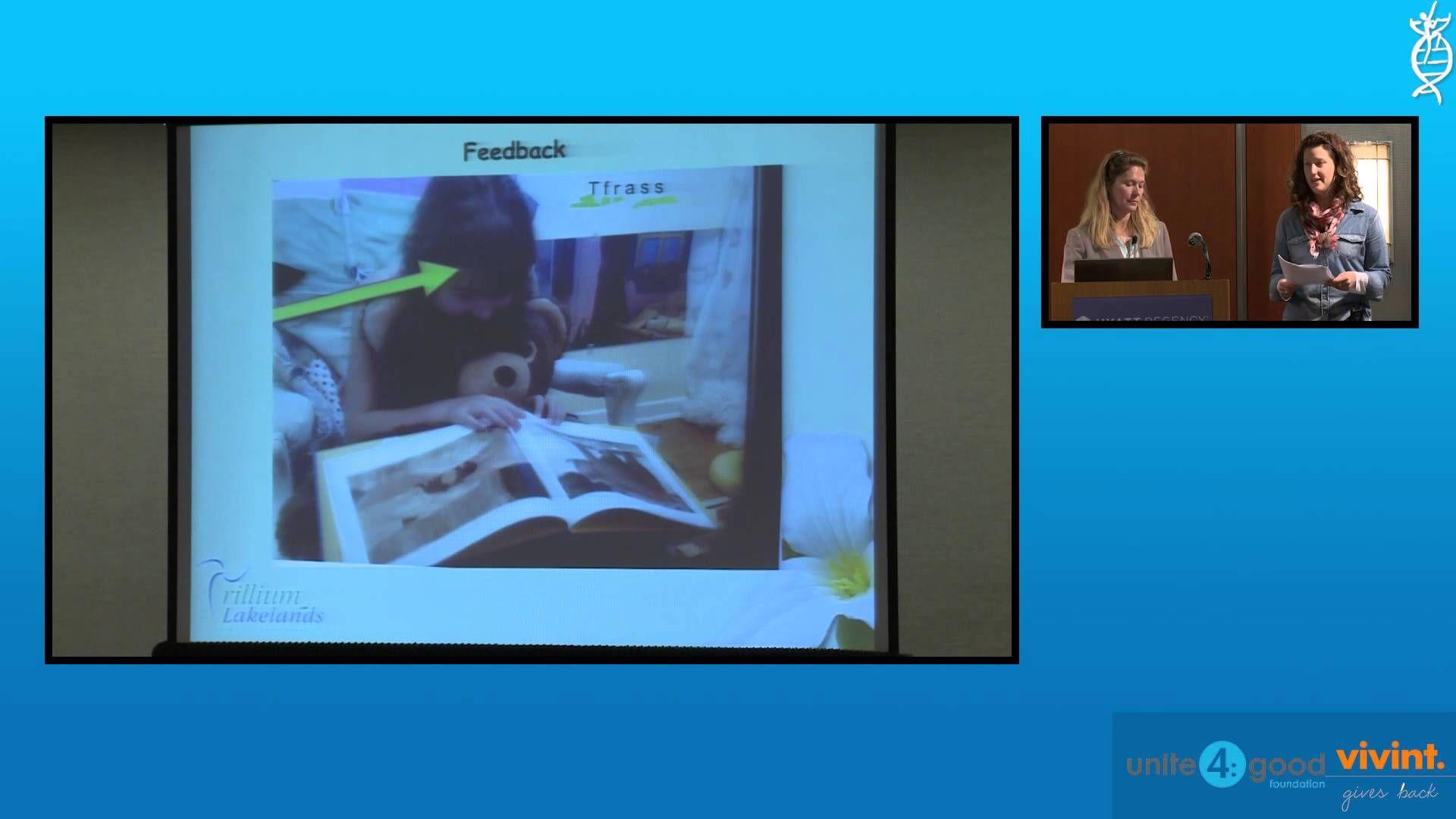 Beth Boyd And Kim Smith Literacy In Angelman Syndrome