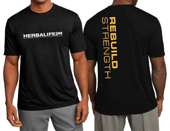 Herbalife 24 Cool Dry Fit Black T Shirt For By C3rartsandprints Herbalife 24 Herbalife Herbalife Clothing
