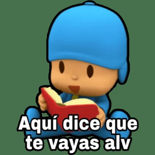Pocoyo 2 Memes Mexicanos Divertidos Imagenes Divertidas Para Whatsapp Memes Graciosos Para Whatsapp