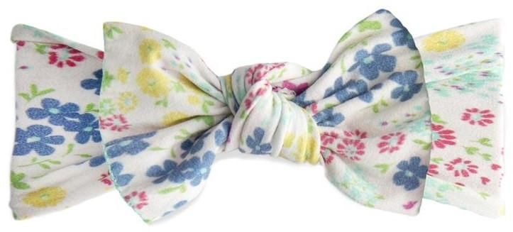f536ed9dac771 Baby Bling Tiny Spring Printed Knot Headband – Basically Bows  amp  Bowties  Baby Bling