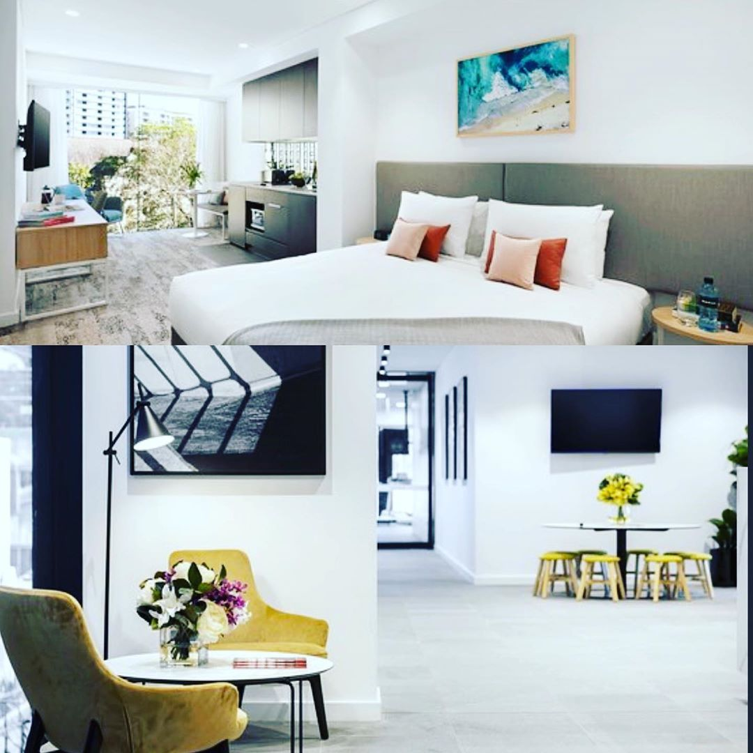Gorgeous Quest North Sydney modern serviced apartments ...