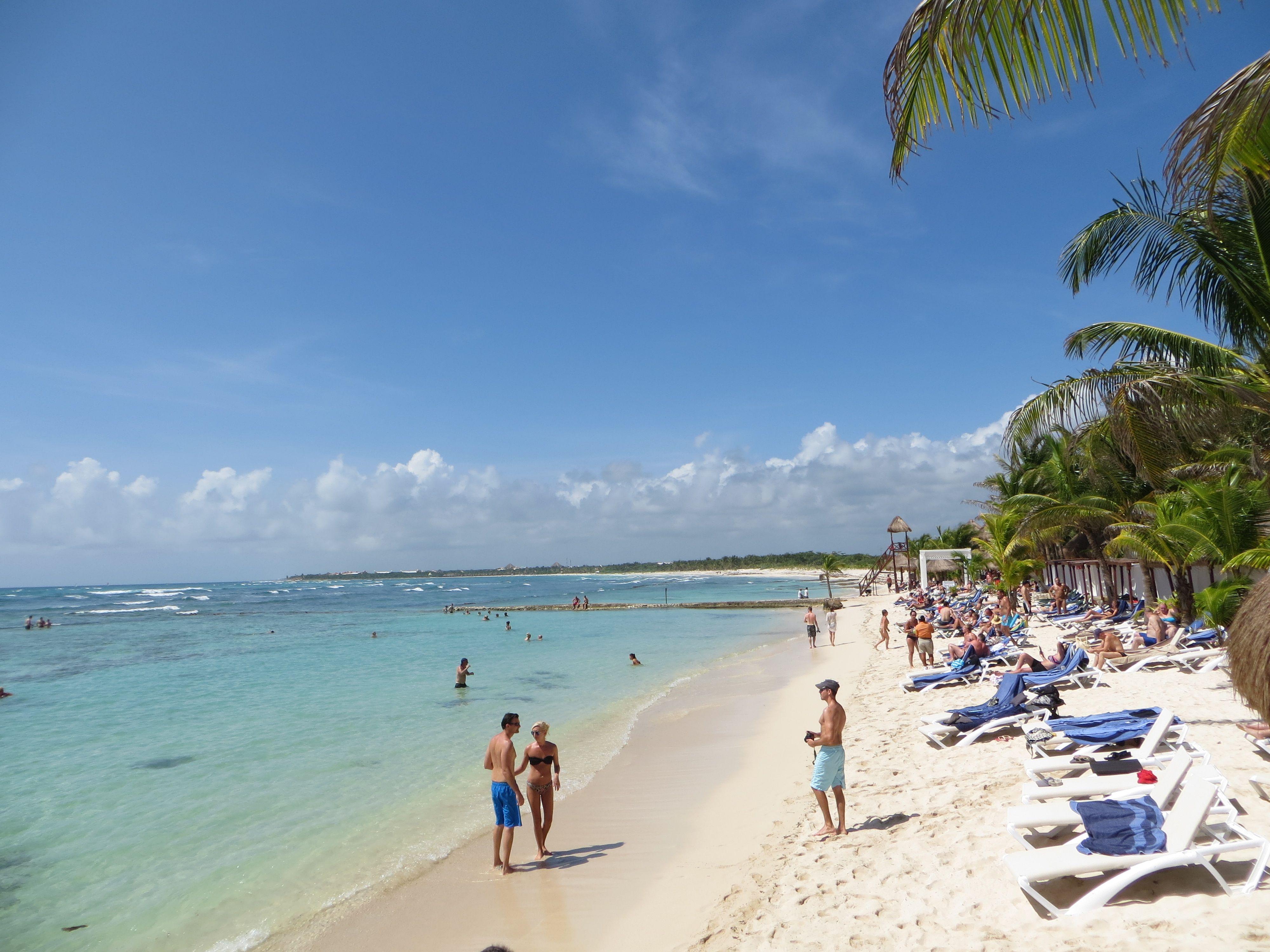 El Dorado Seaside Suites #beach view #sunnyday #karismaexperience ...