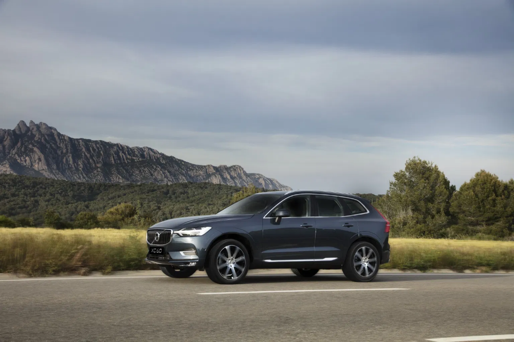 Volvo receives 11 awards from NHTSA 5Star Safety Ratings