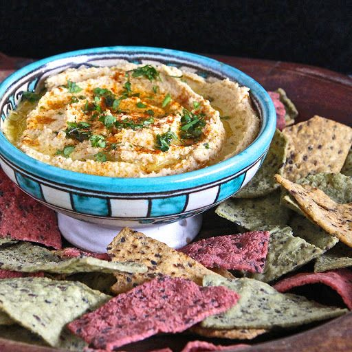 Home-Made Houmous - Easy and delicious