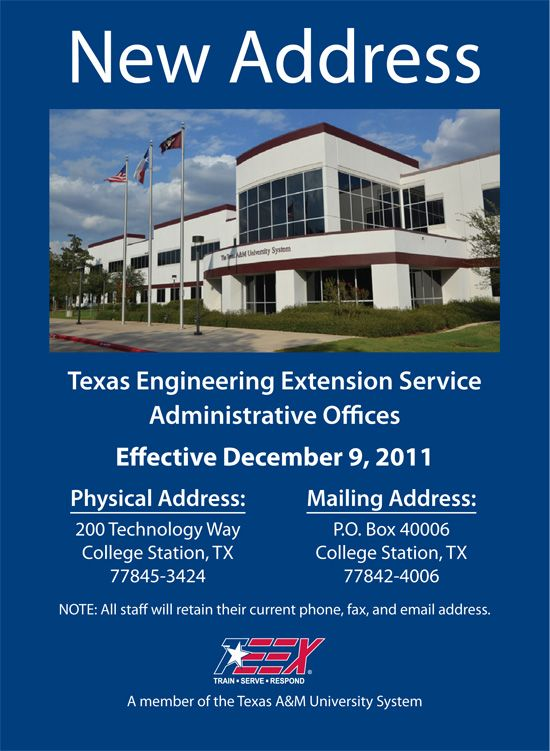Teex Headquarters 200 Technology Way College Station Texas College Station College College Life