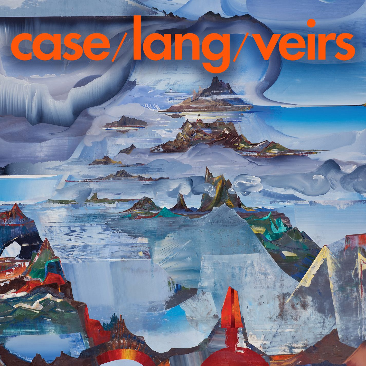 Case Lang Veirs Songwriting Album Covers Case