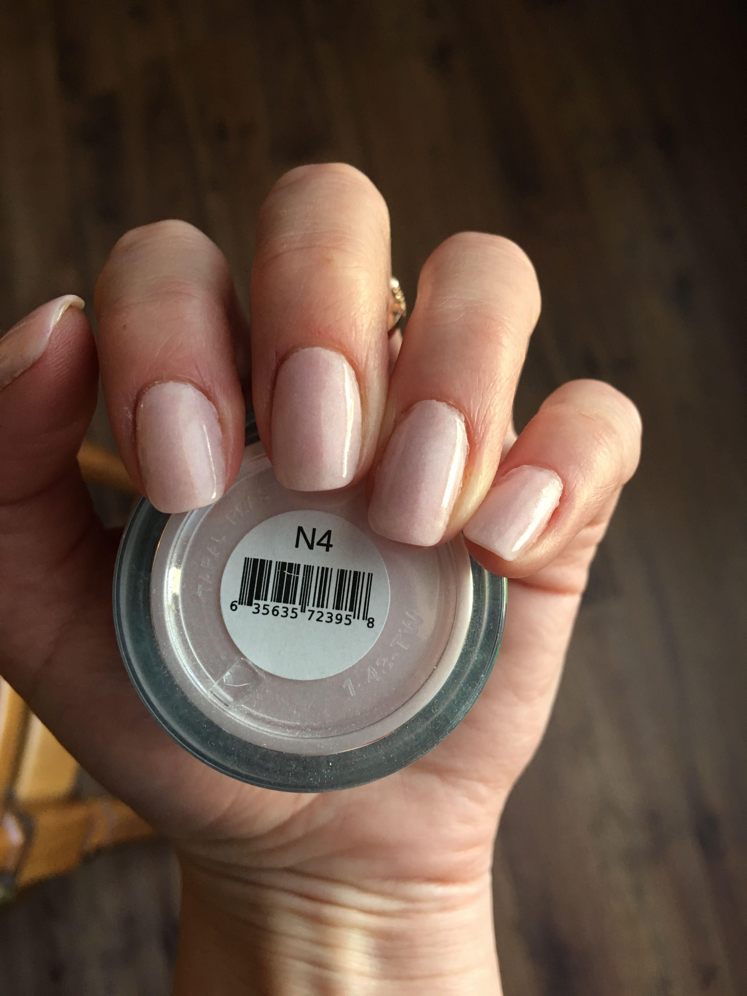 SNS Nail Dipping ... | Nail color | Pinterest