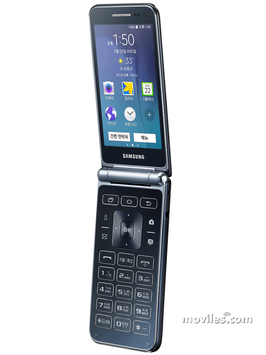 Samsung Galaxy Folder (G150N0) Compara ahora