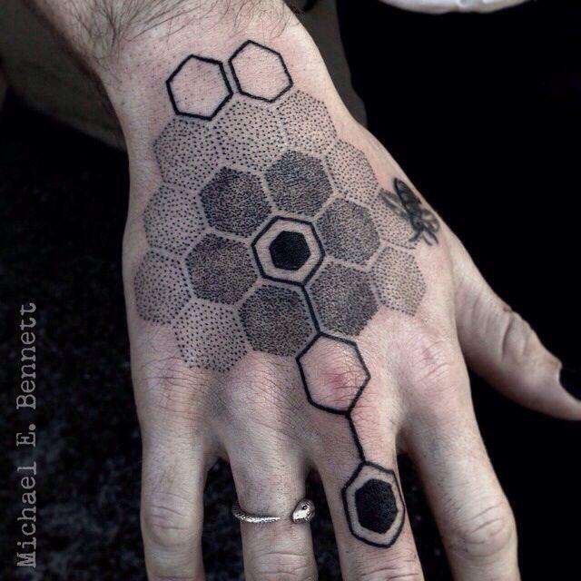 Tattoo Punkte