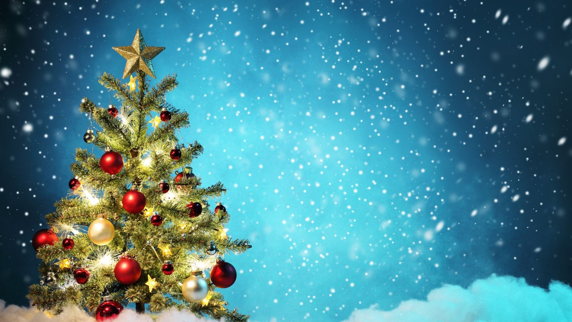 Christmas Tree HD Wallpapers 2015 Free Download