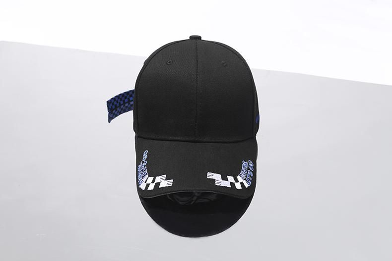 Mantis Let s Go Check Tape Baseball Cap (Black)  0886fa485f59