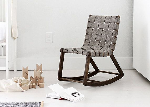 Child's Rocking Chair A Merry Mishap Collection by twigcreative