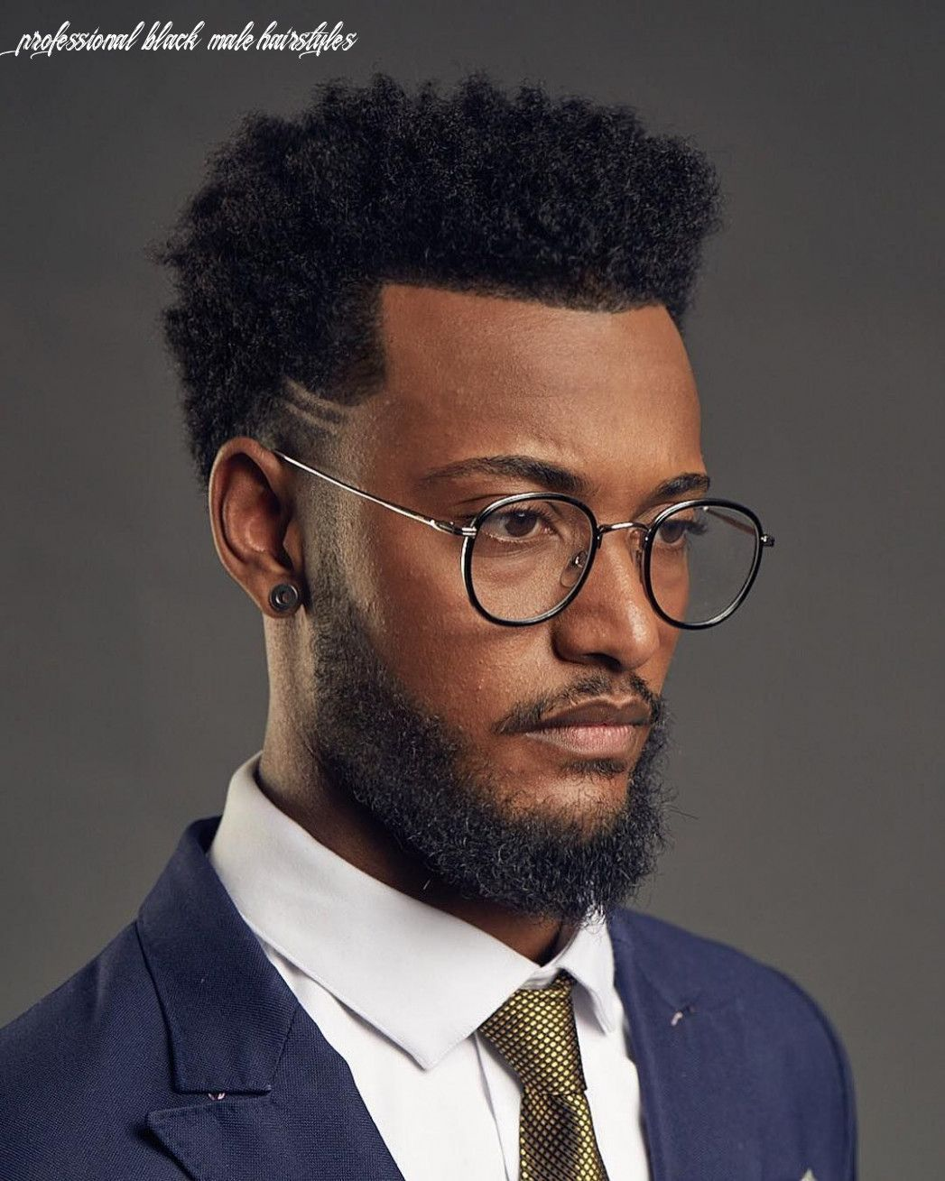 8 Professional Black Male Hairstyles In 2020 Business Hairstyles Professional Hairstyles For Men Professional Hairstyles